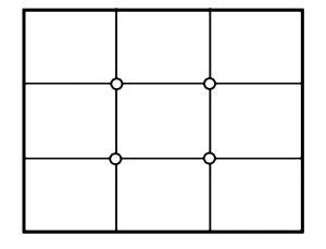 drittel-regel-raster